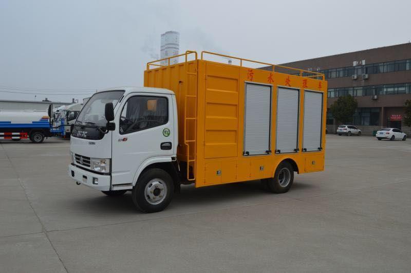 污水处理费 供应随州高质量的SCS5040TWC型污水处理车