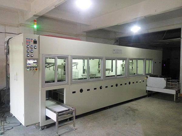 广州全自动清洗机-东超机械设备热风干燥清洗机厂家推荐