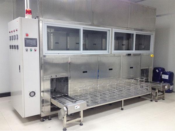 东莞全自动清洗机-东超机械设备性价比高的热风干燥清洗机出售