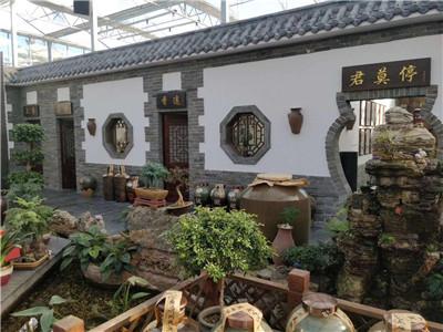 内蒙生态餐厅报价-建造生态餐厅就来春诚温室园艺