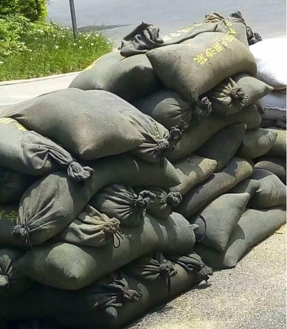 郑州地区质量好的塑料袋 -周口防洪沙袋生产厂家