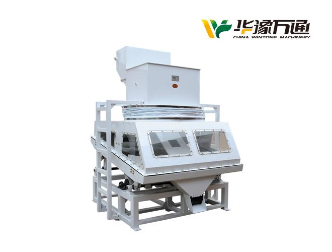 热销的YMTPX玉米吸式比重选胚机时产2-6吨