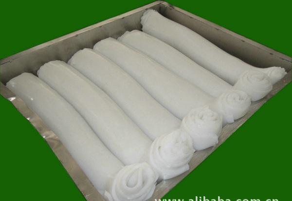 透气性小、耐辐射性强的硅胶混炼胶