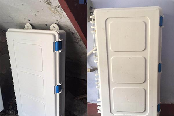 大量出售好的遼寧防凍水表箱 鐵嶺保溫水表箱