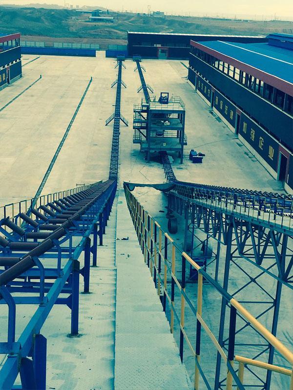 质量较好的宁夏输送机当选银川集山输送机械制造,银川输送机哪家好