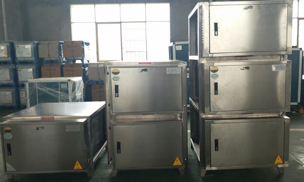 黄冈油烟净化器-宜春哪里有卖有品质的油烟净化器