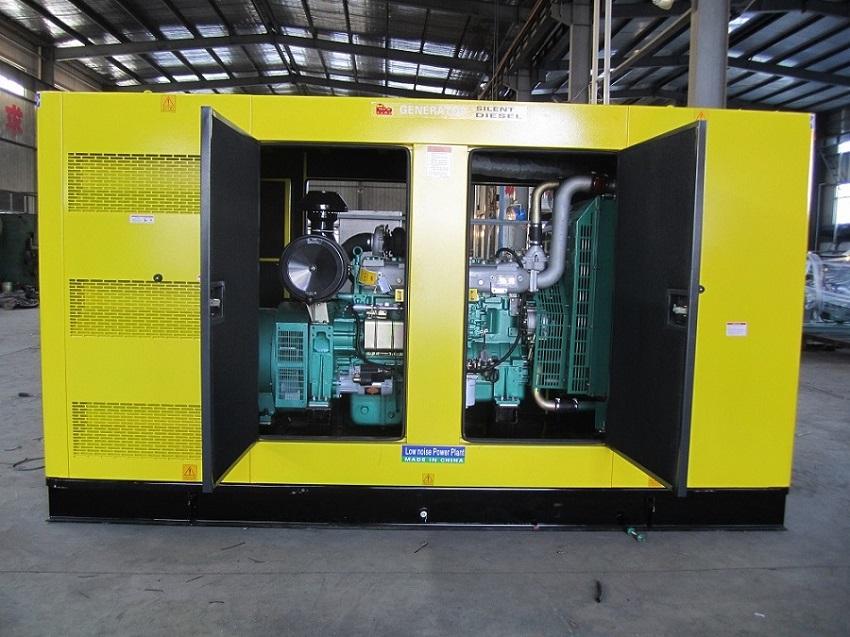 安庆发电机租赁报价_供应合肥耐用的柴油发电机