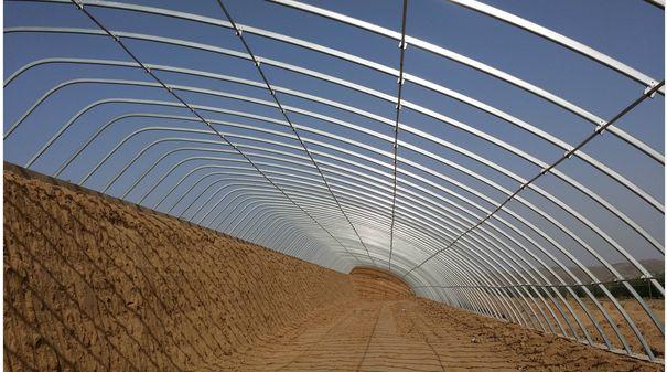 丰源温室工程专业供应温室大棚骨架 青州丰源温室工程有限公司创始于2018-06-11,在技术创新方面独具特色,大胆引进,不拘一格,是一家专业从事温室大棚骨架的企业,在温室大棚骨架方面有着丰富的生产与销售经验,服务态度和产品质量更是深受消费用户的认可,是潍坊市一家知名的服务型有限责任公司。 一、高投入、高产出 温室大棚生产除了建设投资外,还需要加大生产上的投资,才能在相同的面积上获得高产量、优质的产品,提早或延后产品供应期,提高生产效率,增加收益。二、生产环境可控温室大棚生产中的环境条件,如温度、光照、湿度