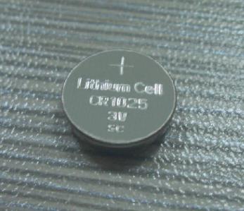 CR1025纽扣电池电子3V锂电池适用于汽车遥控器手表