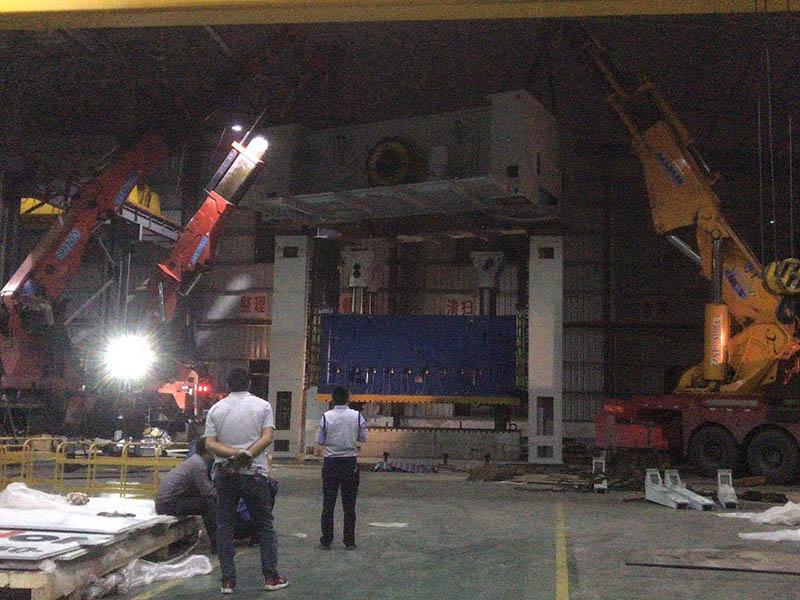 广东专业靠谱的机械设备搬运公司-佛山机械设备搬运