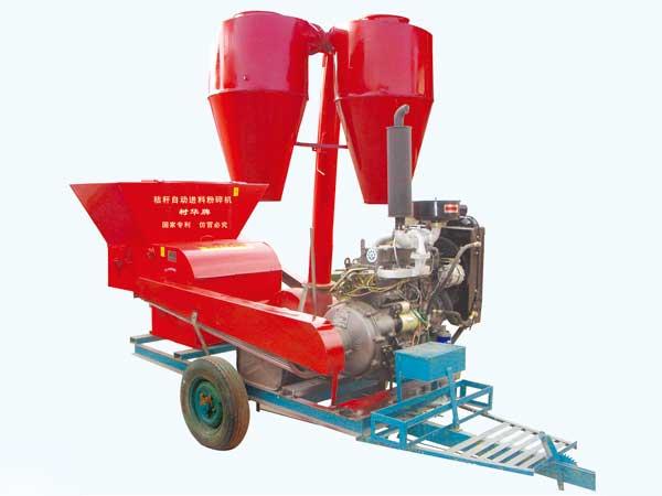的农作物秸秆粉碎机在哪买,福建自动进料粉碎机价格