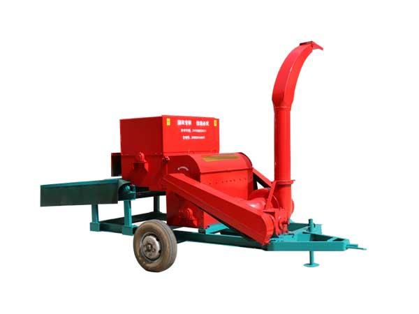 受欢迎的农作物秸秆粉碎机推荐-北京自动进料粉碎机