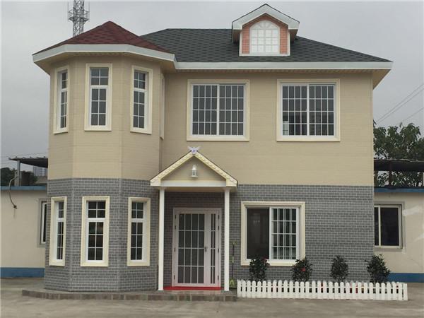 广西轻钢结构房屋,轻钢别墅定制