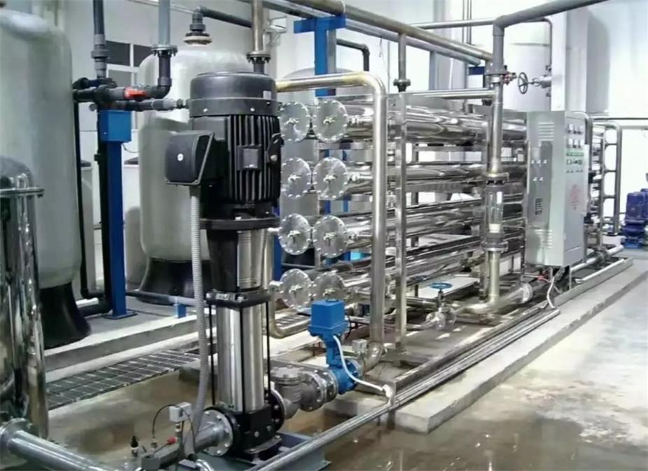 全不銹鋼大型反滲透設備|東莞水處理設備 免費提供方案