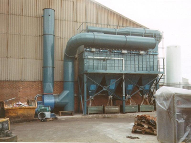 中频炉除尘-有品质的废气处理设备推荐