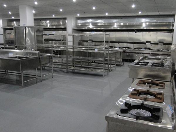 酒店厨房厨具工程厨房设计工程海南企业食堂设计整套厨具销售