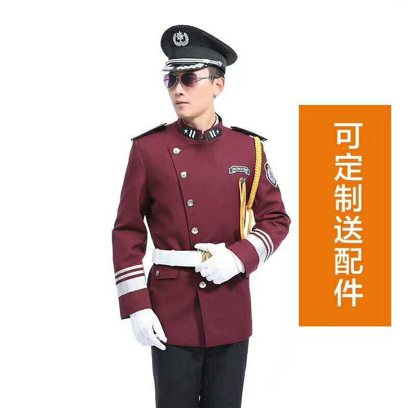 银川保安服定做-宁夏保安服供应商哪家好