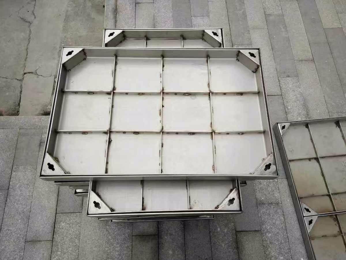 银川价位合理的不锈钢井盖供应商当属宁夏正鑫顺-宁夏不锈钢井盖哪家好