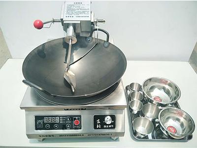 智能炒菜锅订购-怎么买有品质的智能炒菜机呢