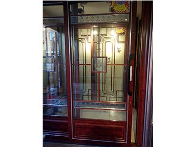 辽宁铝合金折叠门价格-物超所值的铝合金折叠门哪里买