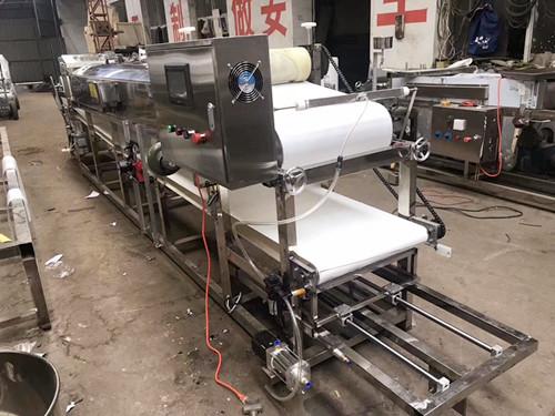 蒸汽圆形凉皮粉皮机 好用全自动凉皮粉皮机 凉皮机厂家哪家好