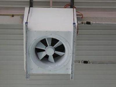 德州邁新專業的高大空間熱循環機組出售 安徽高大空間熱循環機組