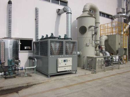 遼寧防爆冷水機-遼寧海安鑫機械設備公司-專業螺桿冷水機供應商