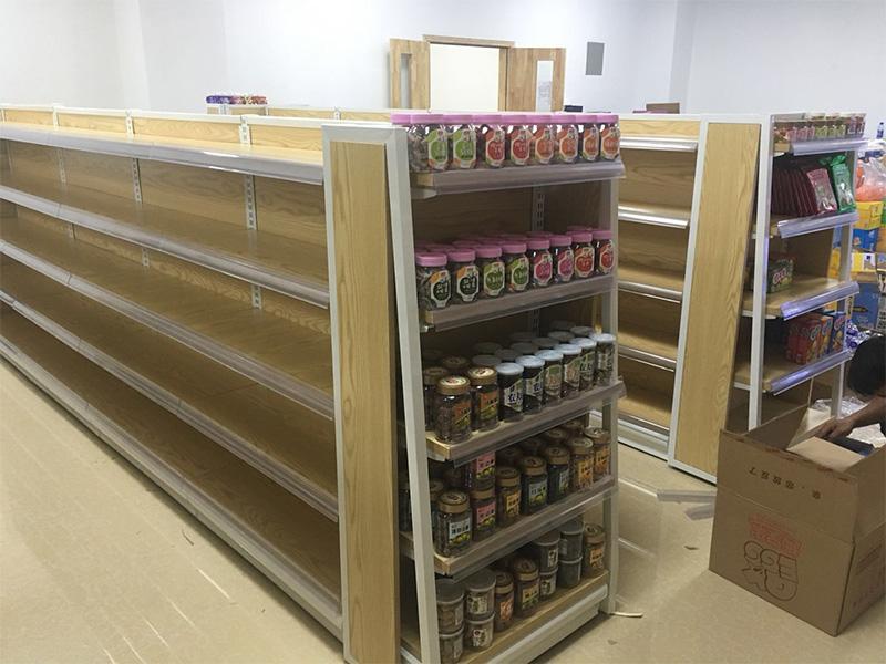 进口食品店货架厂家供应|金丽格商业设备_优质进口食品店货架厂商