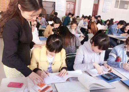 独具特色的注册会计师考前辅导班 创新的注册会计师考前辅导班