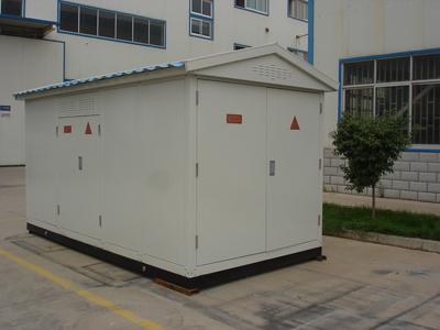定西箱式变电站批发-专业的兰州箱式变电站兰州倚能电气供应