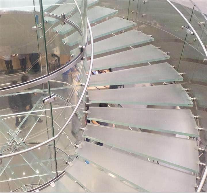 山西新品楼梯批发,山西玻璃厂