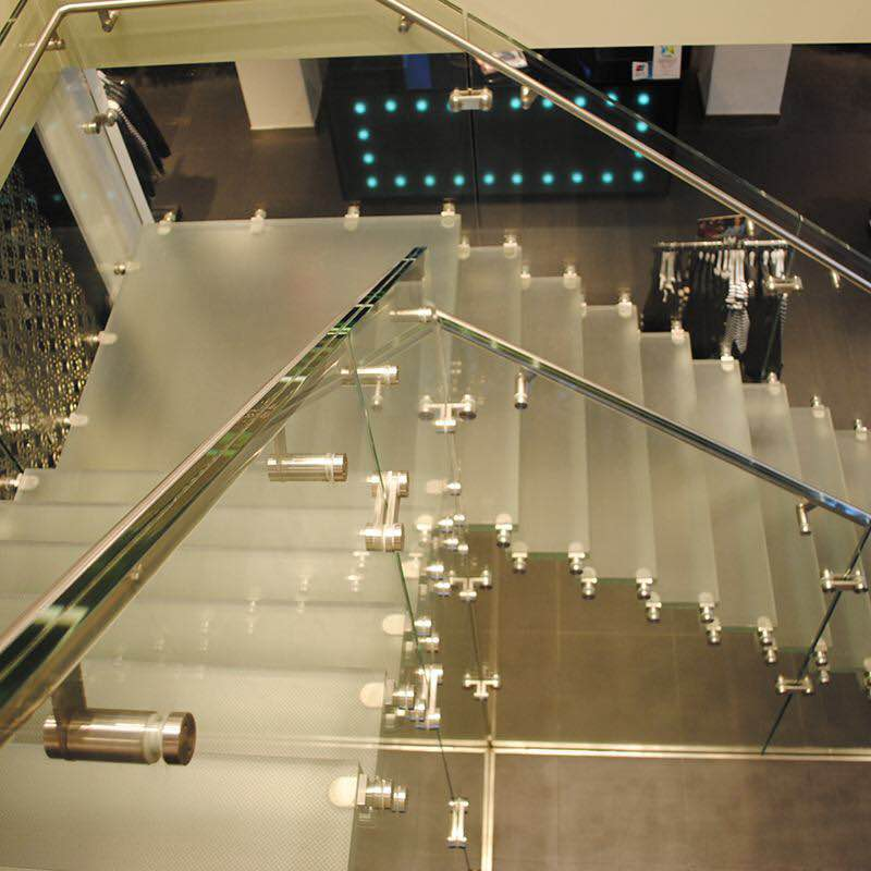 远翔玻璃_优质楼梯厂家,山西玻璃厂