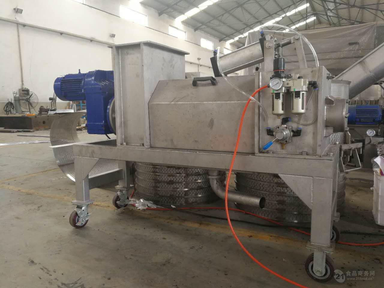 新乡新型脱水挤干机批售-石家庄新型脱水挤干机