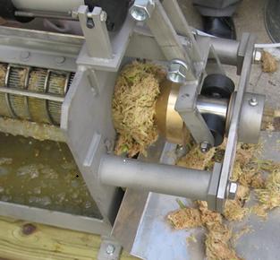 专业供应新型螺旋脱水挤干机|厂家批发新型螺旋脱水挤干机