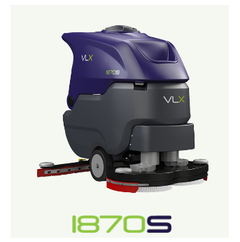 坦能5680洗地机_青岛口碑好的坦能飞凌VLX手推式洗地机出售