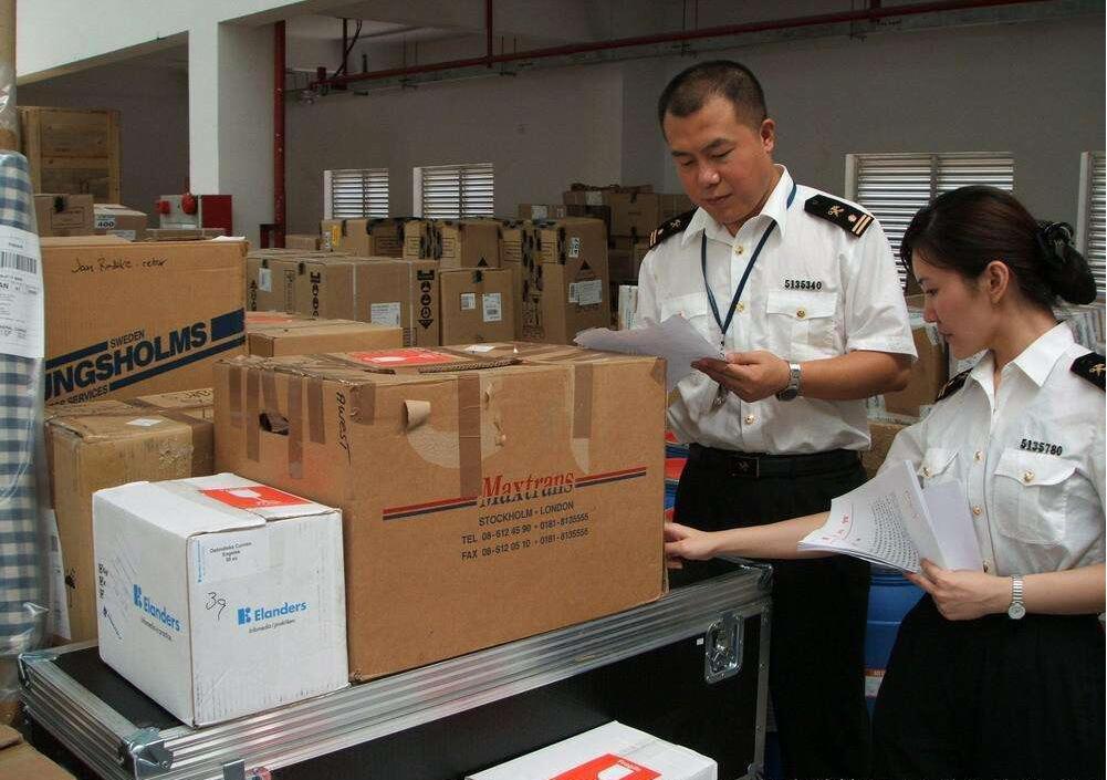 上海机场ups被扣后如何办理清关 供应广东专业的机场包裹进口清关