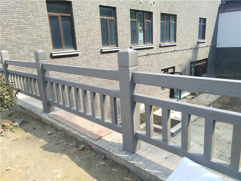 出口仿石栏杆_优良仿木栏杆专业销售商