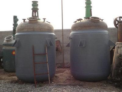 二手5吨电加热反应釜-专业二手反应釜报价