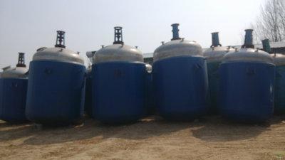 二手50T不锈钢反应釜-梁山县领先二手化工设备供应的二手反应釜怎样