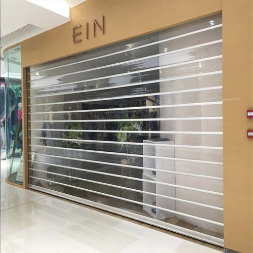 优质快速卷帘门厂家在上海市 订购遥控车库门报价