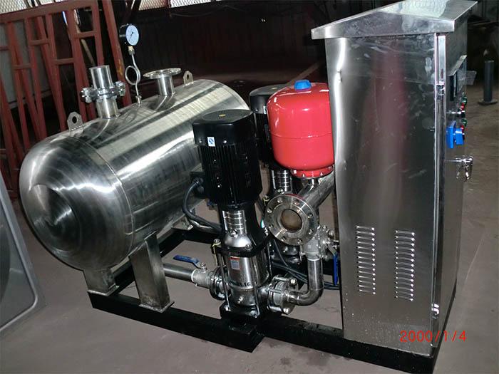 变频供水设备维修 价位合理的不锈钢变频供水设备,徐州四方供水设备倾力推荐