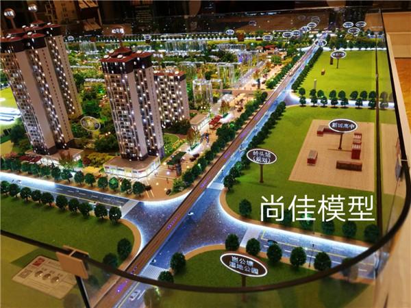 钦州售楼沙盘模型制作公司——想要定制广西建筑模型找哪家