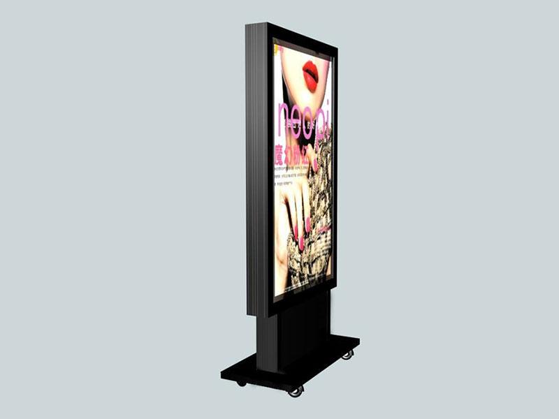 灯箱生产厂家-苏科金属科技有限公司专业生产滚动灯箱