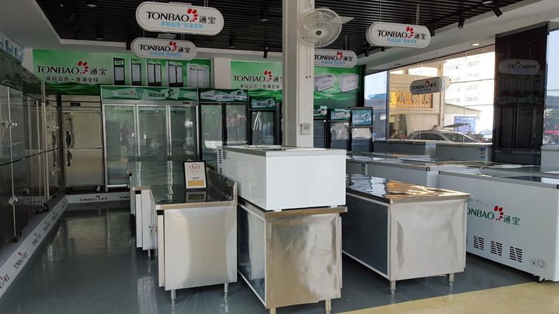 江门不锈钢厨房设备餐饮厨房设备餐饮厨房工程双眼单尾炒炉