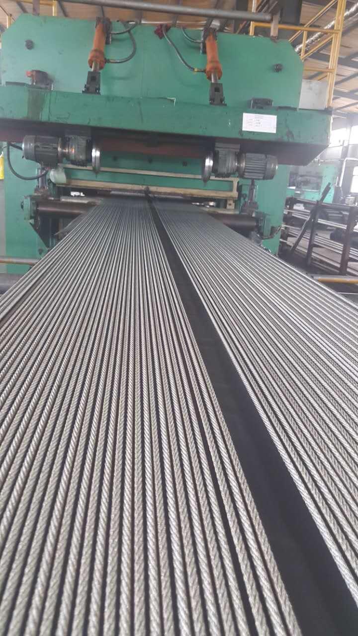 钢丝绳挡边带|青岛优良的钢丝绳大倾角挡边带推荐
