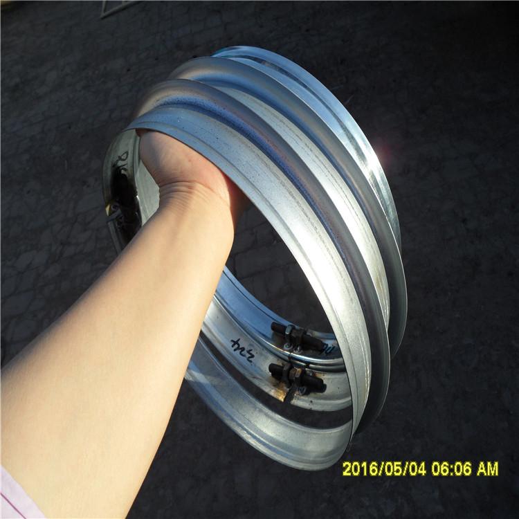 高性价钢管管口保护器当选林兴机械配件,河南不锈钢保护圈