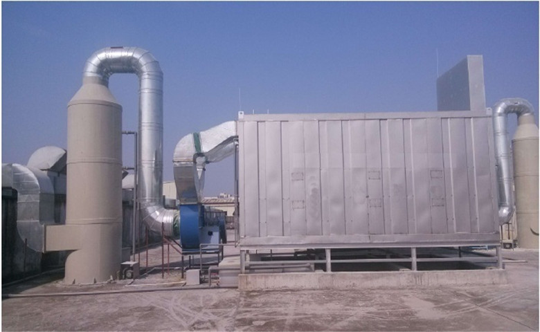 生物废气处理设计新颖|广东划算的生物法废气处理设备