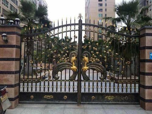 湖南铁艺大门-想要购买口碑好的铁艺大门找哪家