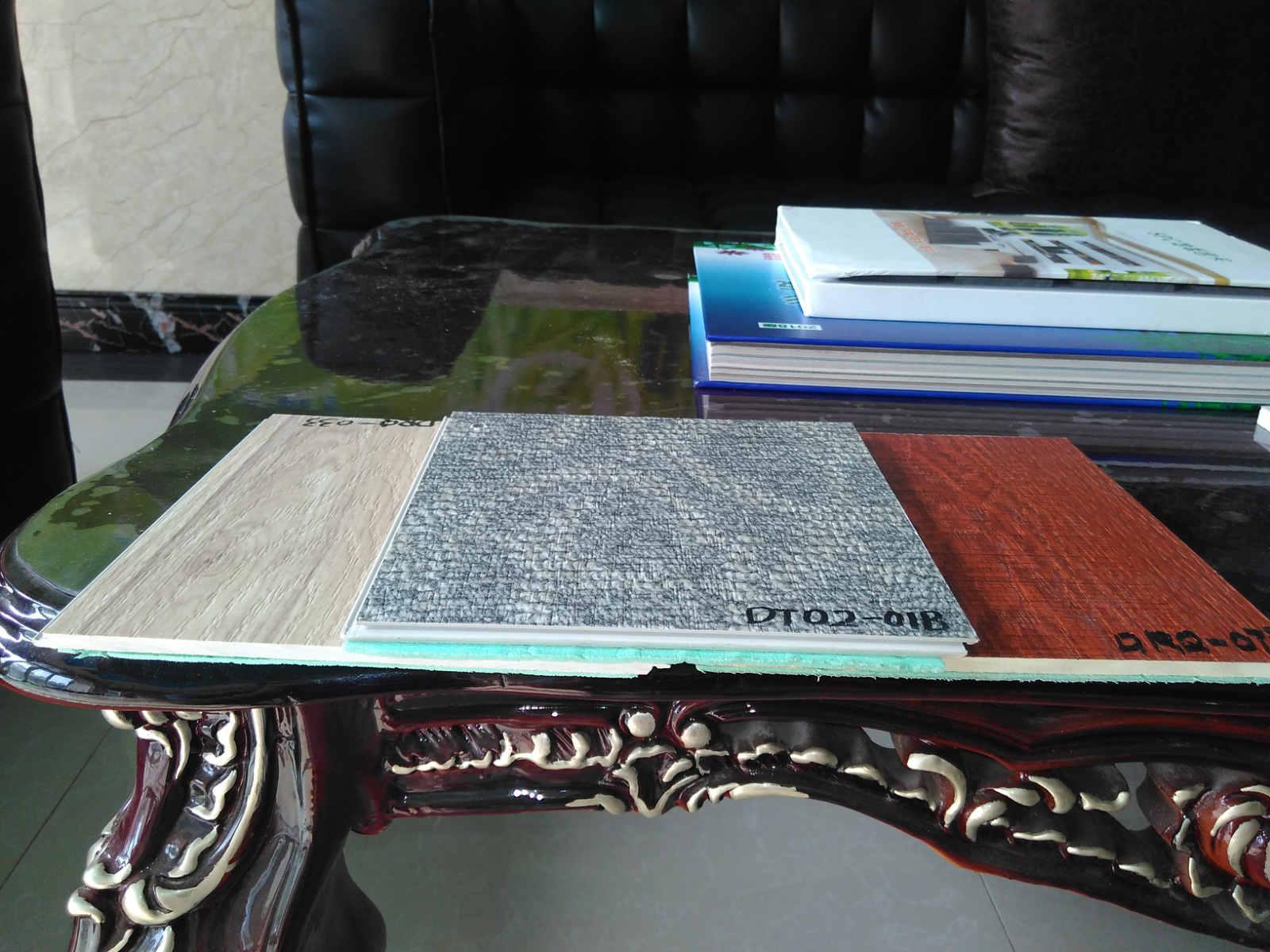 张家口防潮地板多少钱-想买口碑好的仿木纹有氧石材板上哪
