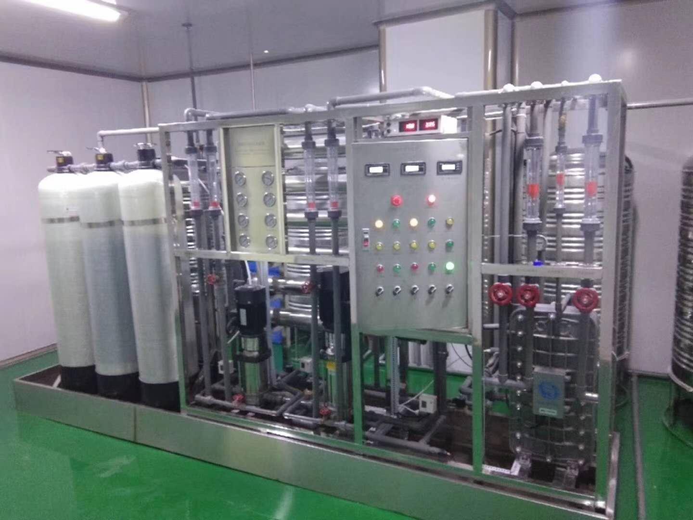 工业超纯水设备 EDI车用尿素设备 支持定制 欢迎咨询